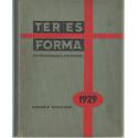 Tér és forma 1929. évf. teljes