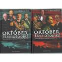 Október Tizenötödike 1-2. kötet