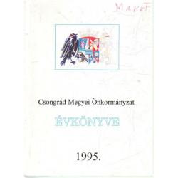 Csongrád Megyei Önkormányzat Évkönyve 1995