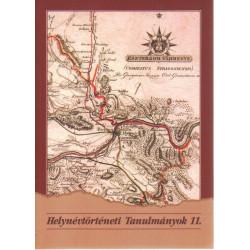 Helynévtorténeti Tanulmányok 11.