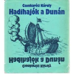 Hadihajók a Dunán