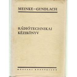 Rádiótechnikai kézikönyv