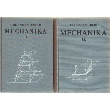 Mechanika I-.II .kötet