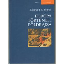 Európa történeti földrajza