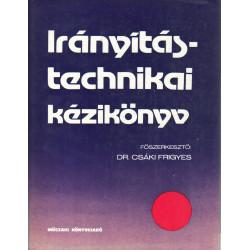 Irányítástechnikai kézikönyv .