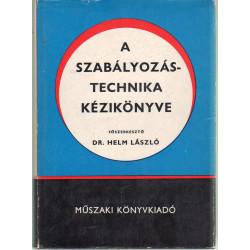 A szabályozástechnika kézikönyve