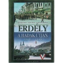 Erdély a hadak útján 1940-1944