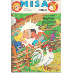 Misa folyóirat 1989/6.