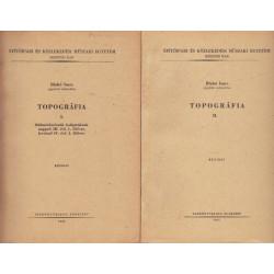 Topográfia I-II. kötet