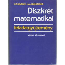 Diszkrét matematikai feladatgyűjtemény