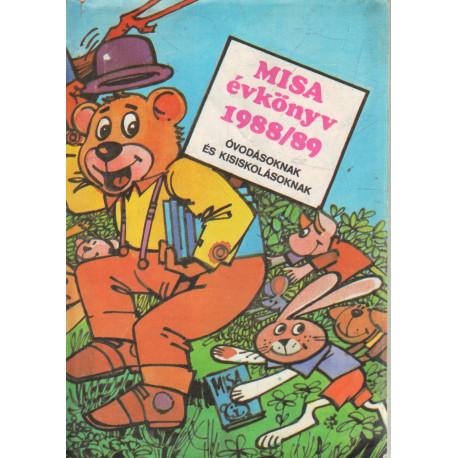 Misa évkönyv 1988/89