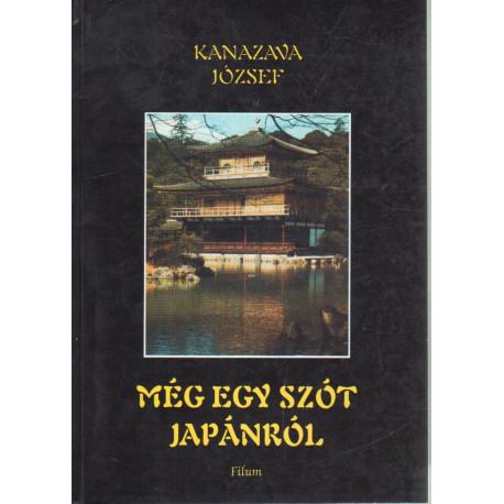 Még egy szót Japánról.