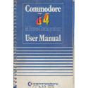 Commodore 64 MicroComputer User Manual