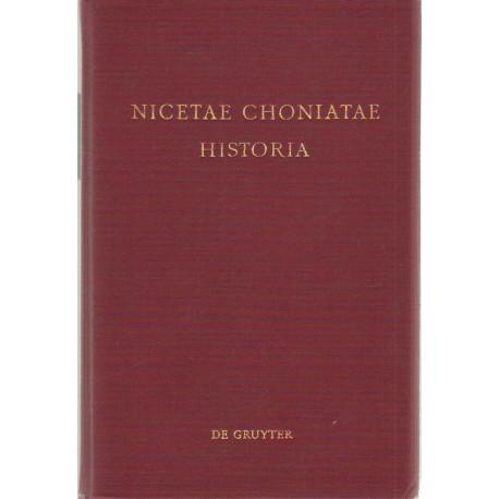 Nicetae Choniatae historia (görög)