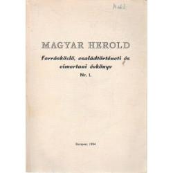 Magyar Herold