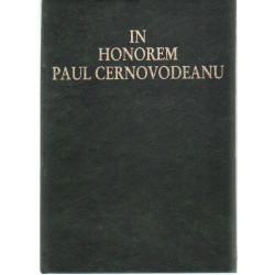 In honorem Paul Cernovodeanu ( Román nyelvű )
