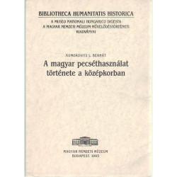 A magyar pecséthasználat története a középkorban