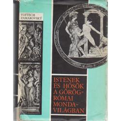Istenek és hősök a görög római mondavilágban. A-Z