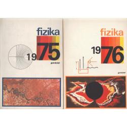 Fizika 1975-1980 ig ( 5 kötet )
