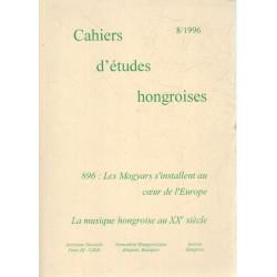 Cahiers d' études hongroises ( francia nyelvű )