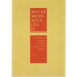 Micae Mediaevales II