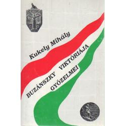 Buzánszky Viktóriája győzelmei