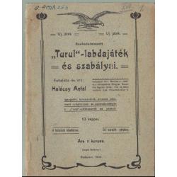 """""""Turul""""-labdajáték és szabályai"""