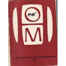 A Herman Ottó Múzeum évkönyve XII.
