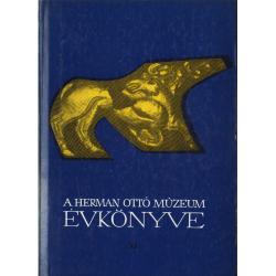 A Herman Ottó Múzeum évkönyve XI.