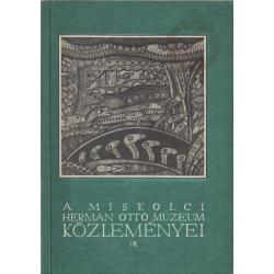 A Miskolci Herman Ottó Múzeum közleményei 18.