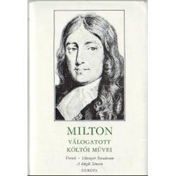 John Milton válogatott költői művei