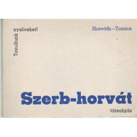 Szerb-horvát társalgási zsebkönyv