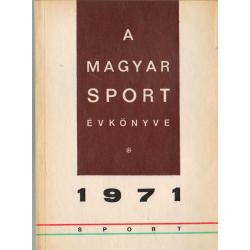 A magyar sport évkönyve 1971