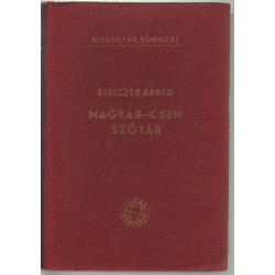 Magyar-cseh szótár