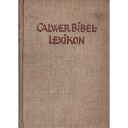 Biblisches Handwőrterbuch