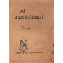 Mi a szocializmus?