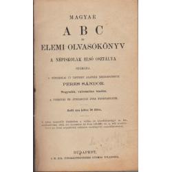 Magyar ABC és elemi olvasókönyv