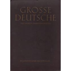 Grosse Deutsche aus sieben Jahrhunderten