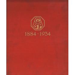 Gesellschaft für Chemische Industrie in Basel 1884-1934