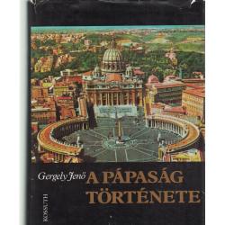 A pápaság története