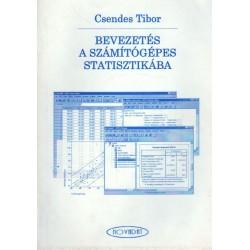 Bevezetés a számítógépes statisztikába