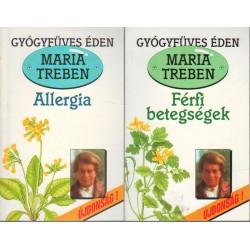 Férfi betegségek - Allergia (2 könyv)