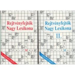 Rejtvényfejtők Nagy Lexikona I-II. kötet