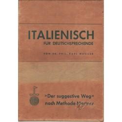 Italienisch für Deutschsprechende