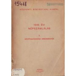 1949. évi népszámlálás 2.