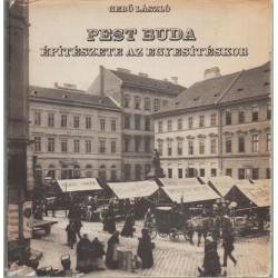 Pest-Buda építészete az egyesítéskor