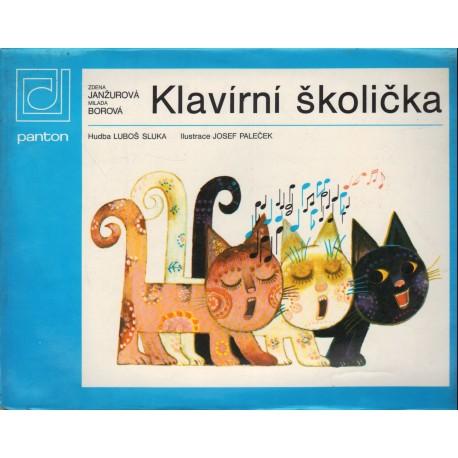 Klavírní skolicka pro deti 4-6 leté