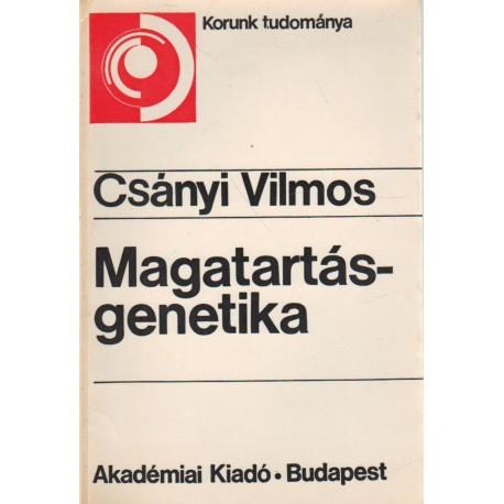 Magatartásgenetika