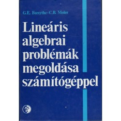 Lineáris algebrai problémák megoldása számítógéppel
