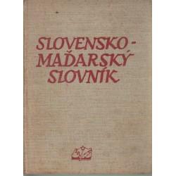 Szlovák-magyar szótár